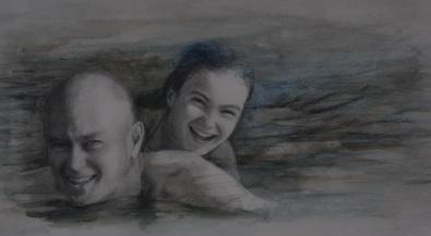 Peter y su niña
