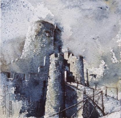 Castillo de la Adrada, Gredos