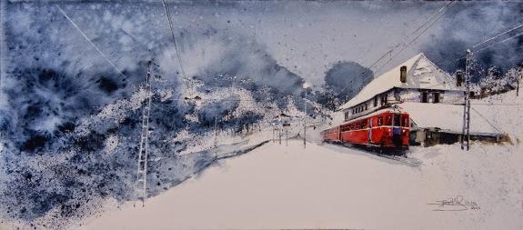 Estación Cotos, Navacerrada