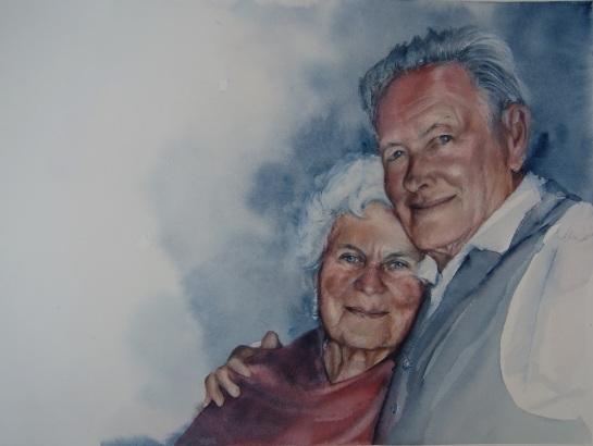 Peter y Sylvia