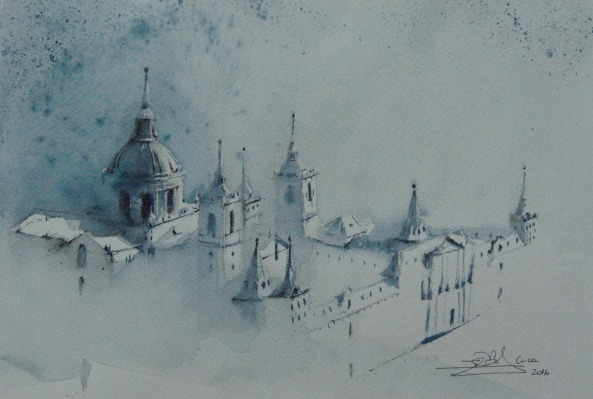 Monasterio SL de El Escorial
