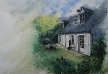 Casa en París (encargo)