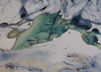 Poza Garganta de los Infernos, Valle del Jerte