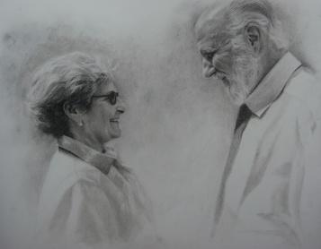 Agustín y Toña