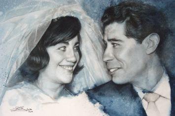 Isabel y Paco
