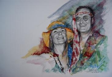 Mark en Annemieke